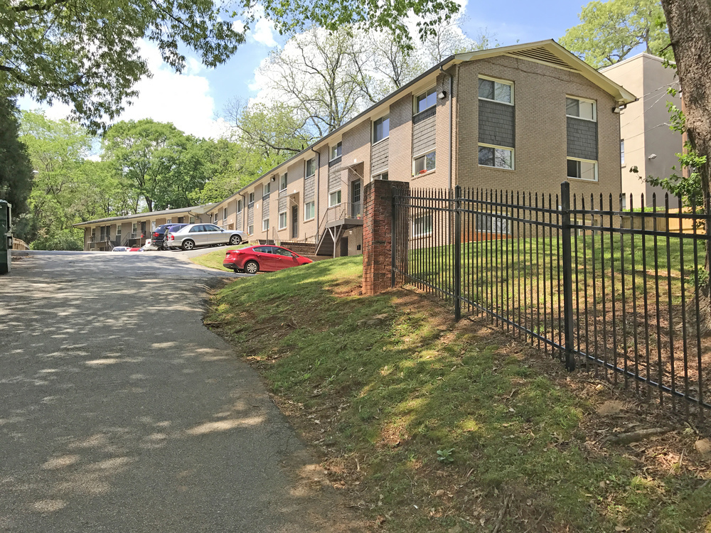 SOLD | 19 Unit Apartment Complex in Inman Park